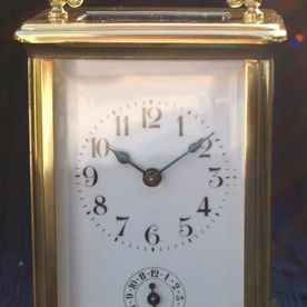 Kast carriage clock
